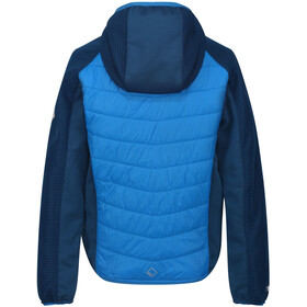Regatta Kielder Hybrid IV Jacket Kids, nautical blue/dark denim